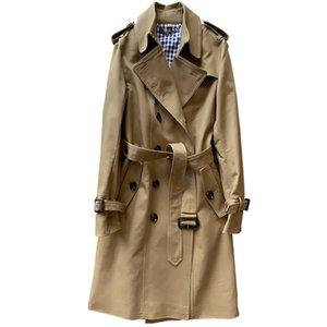 UMOOIE windbreaker, boutique.Autumn new ladies windbreaker jacket (Two colors)