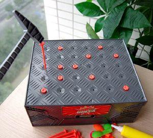 Fly AC Wiedergabe Explosion Ballon Parodie ordentlich ganze Person Spaß Multiplayer-Tischspiele Jahrestreffen Requisiten Kinder Partei Spielzeug
