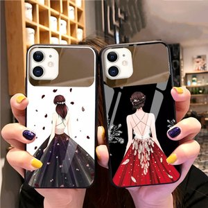Luxury Fashion High Quality Make-up Mirror Defender Phone Case For iPhone 12 Mini 11 Pro Max Xs Max Xr 8 7 6 Plus