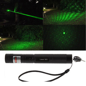 Powerful 532nm Green Laser Pointer Adjustable Focus Strong Visible Light Laser Pen Powerful Military Laser Point Pen For qylYsV