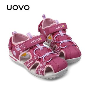 UOVO children sandals 2020 sandals for little girls summer kids shoes Eur 26-36#