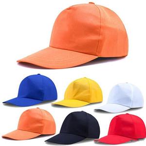 Plain Baseball Cap women men caps Classic Polo Style hat Casual Sport Outdoor Adjustable cap fashion unisex YHM858