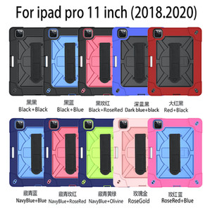 ShockProof iPad Pro 11 2020 Heavy Duty Drop-Proof Defender silicone Case for Samsung Galaxy Tab S6 Lite P610 Tab A 10.1 8.4 8.0 Covers