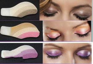 2021 Best Sale 10 Fashion Fashion Instant Eye Eye Shadow Eyes Magic Eye Pegatina Eyeshadow Etiqueta El Ojo Real Mágico Espuma Envío Gratis