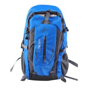 40L Zaino in nylon impermeabile esterna Back Pack Libro a uomo portatili Mochila escursione di campeggio Racksucks Climbing Borse Maschio