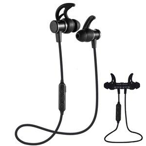 Беспроводные наушники Bluetooth Наушники Наушники Наушники Магнитные In-Ea Era Heavy Bass Sport Windows Hearband Гарнитура с MIC Retail Box Универсальный