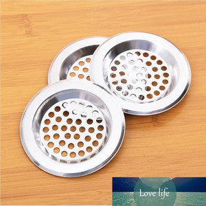 75mm Bathroom Sink Drain Strainer Hair Catchers Rubber Shower Bathtub Floor Filter Water Stopper Silicone Kitchen Deodorant Plug