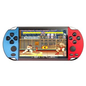 X7 Plus Handheld Console 64-bit GBA Arcade NES Retro FC Games MP5 Handhelds Consoles Portable Game Player