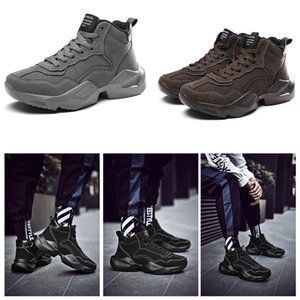 athletic style for men women outdoor shoes keep warm comfortable triple grey black brown trainer designer sneakers size 39-44