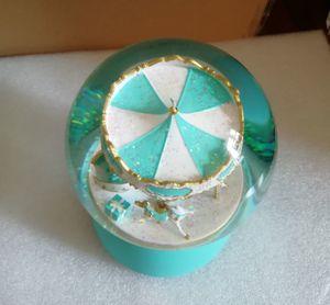 NOUVEAU VIP! Carrousel Snow Globe 2019 Boule de cristal de luxe Décorer pour Noël Nouveauté cadeau d'anniversaire