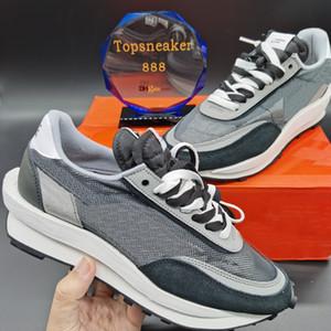 En Kaliteli Örgü Adam Koşu Ayakkabıları LD Çam Yeşil Yeşil Çok Mavi Çok Zirvesi Beyaz Siyah Naylon Beyaz Naylon