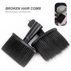 Spazzola morbida dei capelli del fronte del collo Duster parrucchiere di taglio dei capelli spazzola di pulizia per Barber parrucchiere Styling Tools