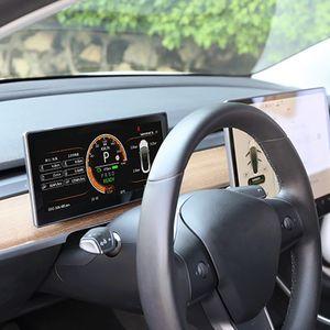 Instrument Panel for Tesla Model 3 Dashboard Gauge Cluster Performance Digital LCD Display Speedometer Aftermarket Autosonus