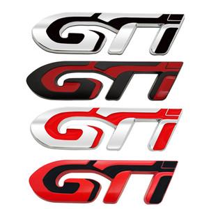 سيارة معدنية 3D ملصقات ضبط Atuo ملصق شعار GTI ملصقا لبيجو 306 106 206 308 205 208 سيارة التصميم الجسم أنيق