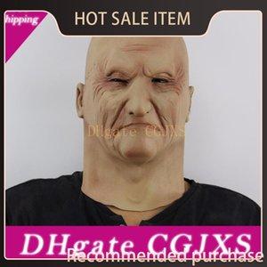 Хэллоуин кричащий дом подземный мир Halloween Masquerade Head Headed Mask Boss Boss Cosplay латексная маска вечеринка ужасов игрушки Gvrse Paahi