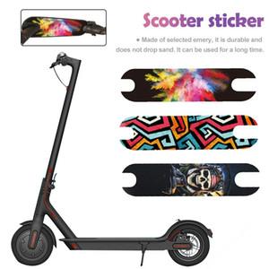 Electric motorcycle sticker millet m365 PVC pedal sticker waterproof sunscreen