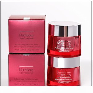 Newest Bran E Nutritious Super Pomegrante Day and Night Radiance Radiant Energy Moisture Creme