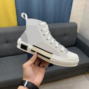 2021 Hot Hot Limited Edition Пользовательские Печатные Обувь Холст Мода Универсальный Высокий и Низкий Обувь с оригинальной Упаковкой 35-45 Все цвета