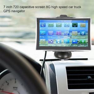 Rádio 8GB GPS Navigator Truck Navigator FM Universal Car Navegação GPS para Wifi Jogador Bm9I #