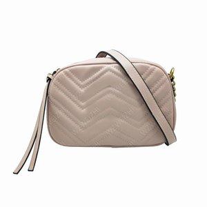 A maioria dos sacos de saco Feminina 21cm Moda Mulheres Sacos SOHO Bolsas Bolsas Crossbody Ladies Wallets NGSG Disco popular Pequeno Mensageiro Ombro VBND