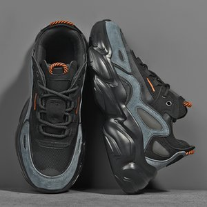 2021 Hot men women running shoes Triple White Black Grey Mens Trainers outdoor Sports Sneakers walking jogging size 36-44