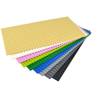 Road Base Plates Street Bricks Classic Baseplates Plate City Building Blocks Construction 7280 7281 Compatible With Lego yxlpFJ toptrimmer
