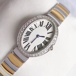 women gold Watch luxury designer diamond shining quartz Watches stainless steel dress wristwatch ladies bracelet clock reloj de lujo girl