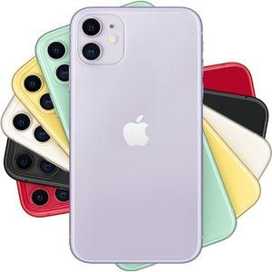 Refurbished Original Apple iPhone 11 iOS 6.1 inch A13 Bionic Hexa Core 4GB ARM 128GB 256GB ROM 12MP 11 pro max Unlocked 4G LTE Smart Phone