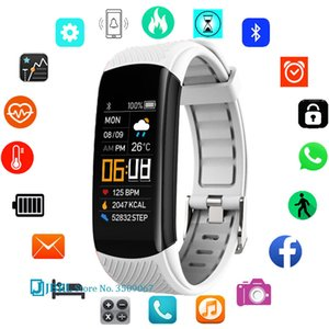 Kids Watches for Girls Boys Smartwatch Bluetooth Children's Smart Bracelet Android IOS Temperature Fitness Tracker Band