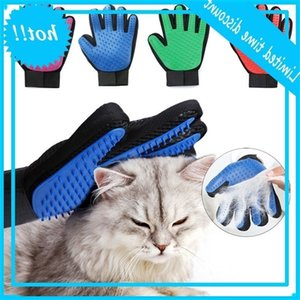 Comb Pet Dog Cat Grooming Cleaning glove Deshedding left Right Hand hair Removal Brush Promote Blood Circulation