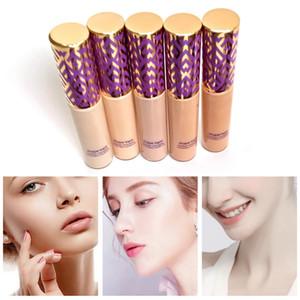 Ruban Forme Correcteur Visage Contour Foundation meilleure crème contour 5 couleurs de maquillage Correcteur 10ml Medium Light Lumière sable blond moyen