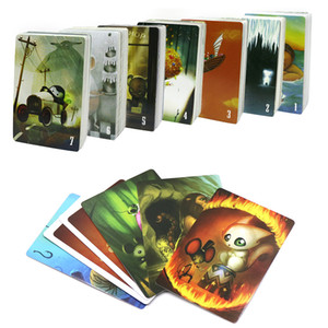 Dixit Cards Game 84 Cards English Education Board Game for Children Family Party Fun Table Game