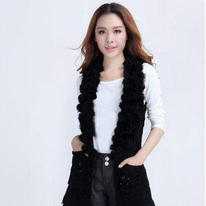 Women Scarf Winter Faux Fur Scarf Lady Casual Fur Scarves 100 Furball Velvet Echarpe Luxury