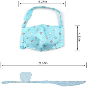 1pc Children Masque Fast Delivery Mscara Headband Mouth Masks For Protection Face Mask Washable Earloop Cotton Mask Scarf jllfrr yy_dhhome