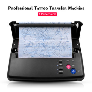 New Tattoo Transfer Machine Stencils Device Copier Printer Drawing Thermal Tools for Tattoo Photos Transfer Paper Copy Printing