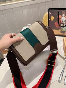 Hot Designer Роскошные женские сумки Сумки на плечо Женщины Crossbody Сумка Высококачественная натуральная кожа Повседневная дикий съемный брелок