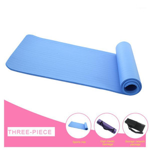 183cm Yoga Mat NBR Non-slip Blanket Gym Home Lose Weight Pad Fitness Sports Exercise Equipment Tool Accessories1