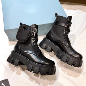 NEU Damen Designer Rois Stiefel Knöchel Martin Stiefel und Nylon-Boot Militär inspirierte bouch Kampfstiefel Nylon mit Riemen am Knöchel befestigt