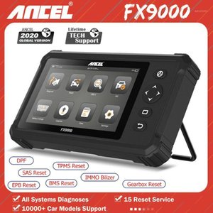 Ancel FX9000 OBD2 автомобильный диагностический инструмент Полный системный автомобильный сканер кода считыватель SAS маслосброс Сброс подушки безопасности инструменты OBD2 Scanner1