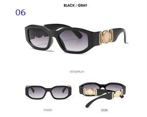 New Head European 4361 Occhiali da sole American Personalized Sunglasses Irregulari Piccoli e occhiali da sole incorniciari e donne Trend Men 1006 Hblkf