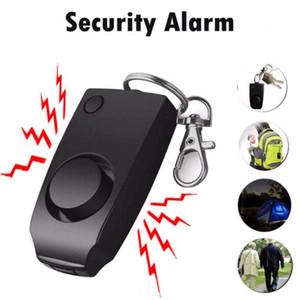 Mini Personal Alarm Anti-Rape Устройство для женщин Девушки Дети Дети Пожилая Личная Безопасность Громкая Предупреждение Атака Паники Оборудование безопасности 05
