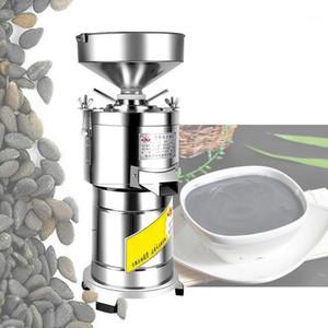 Máquina de fabricación de mantequilla de maní multifuncional de lujo / máquina de pasta de sésamo / sesame grinder1