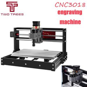 CNC3018 Мини лазерный гравировальный станок 110 240V 3D принтер DIY гравер Desktop Wood Router / Резак / Принтер лазерный для GRBL CONTROL