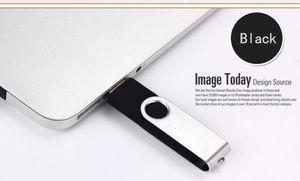 Atacado OTG USB Flash Drive 256MB Cor Rotary Pen Drive Memory Stick Logotipo Personalizado Multi-Color USB Pendrive QylxJM Loveshop01
