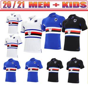 2020 Sampdoria soccer jersey home SESY THIRD 20 21 Murillo Linetty Jankto Yoshida Maroni Gabbiadini THAILAND football shirts