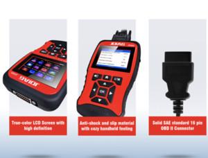 JDiag JD906 Auto Professional Code Reader Car Diagnostic Tool OBD2 Scanner Automotive Diagnosis OBD 2