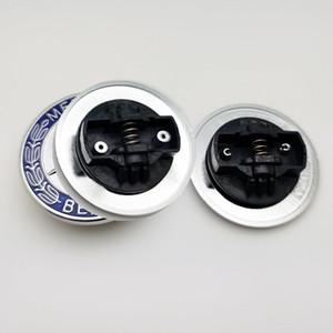 For Bez Car Bonnet Hood Emblem Blue Black Color Front Logo For A B C E R S GLC GLK CLA CLS