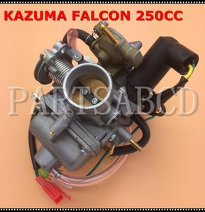 250 250cc Atv carburador Kazuma Falcon 250cc Atv Carb Parts
