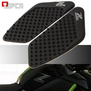 FOR KAWASAKI Z900 z900 2017-2018 2019 2020 Motorcycle Protector Anti slip Tank Pad Sticker Gas Knee Grip Traction Side Decal