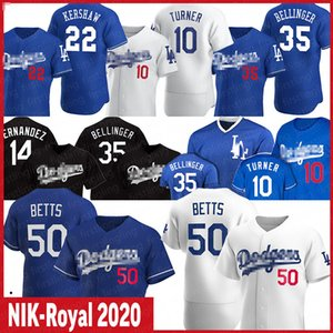 Mookie Betts Angeles Dodgers Jersey Clayton Kershaw Cody Bellinger Corey Seager Justin Turner Enrique Hernandez Chris Taylor Jersey